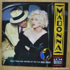 Disques de vinyle: MADONNA - I´M BREATHLESS - LP. Lote 257673220