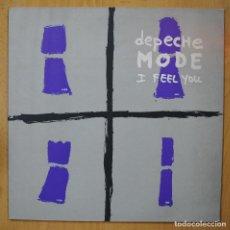 Discos de vinilo: DEPECHE MODE - I FEEL YOU - MAXI. Lote 257674105