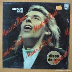 Discos de vinilo: JACQUES BREL - DISCO DE ORO - LP. Lote 257674385