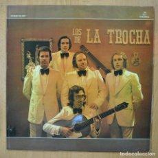 Discos de vinilo: LOS DE LA TROCHA - LOS DE LA TROCHA - LP. Lote 257674480