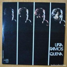 Discos de vinilo: UÑA RAMOS - QUENA - LP. Lote 257674675