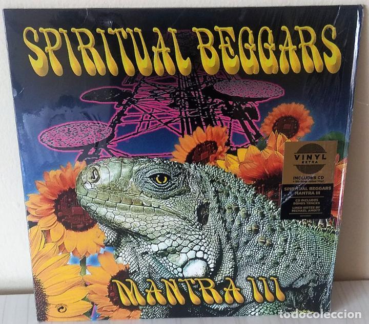 SPIRITUAL BEGGARS - MANTRA III MUSIC FOR NATIONS EDIC. ALEMANA - 2015 VINILO COLOR + CD (Música - Discos - LP Vinilo - Heavy - Metal)