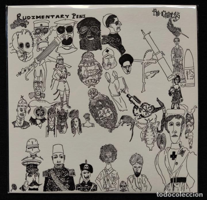 RUDIMENTARY PENI - THE CHANCES (Música - Discos - Singles Vinilo - Punk - Hard Core)