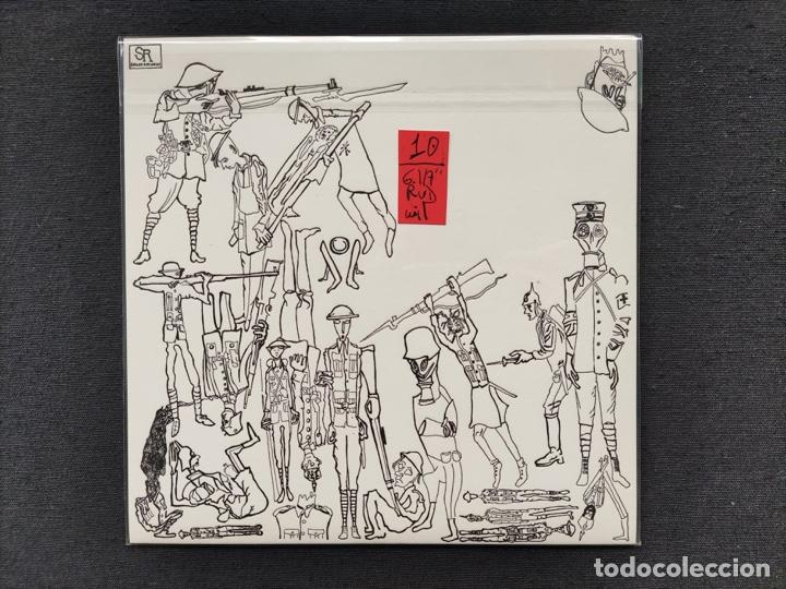Discos de vinilo: RUDIMENTARY PENI - THE CHANCES - Foto 2 - 257678410