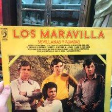Discos de vinilo: LP LOS MARAVILLA. Lote 257682615