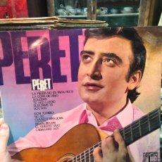 Discos de vinilo: LP PERET. Lote 257683835