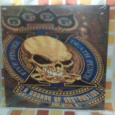 Discos de vinilo: FIVE FINGER DEATH PUNCH–A DECADE OF DESTRUCTION VOLUME 2. DOBLE LP VINILO. PRECINTADO.. Lote 257684795