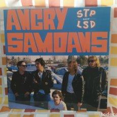 Discos de vinilo: ANGRY SAMOANS–STP NOT LSD . LP VINILO NUEVO. HARDCORE PUNK. Lote 257687250