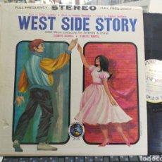 Discos de vinilo: WEST SIDE STORY LP ABBOT MASÓN B.S.O. U.S.A.. Lote 257688890