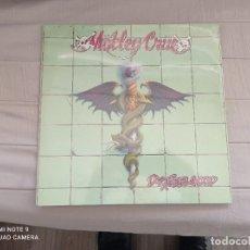 Discos de vinilo: MOTLEY CRUE DR FEELLGOOD LP ORIGINAL NUEVO 1989 AIR METAL GUN ROSES. Lote 257690860