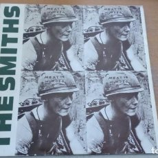 Discos de vinilo: THE SMITHS MEATIS MURDER LP SPAIN CON INSERTO 1985 NUEVOS MEDIOS. Lote 257692205