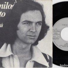 Discos de vinilo: CAMILO SESTO - SOLO TU - SINGLE DE VINILO #. Lote 257699735