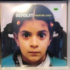 Disques de vinyle: BERSUIT HIJOS DEL CULO DOBLE DISCO. Lote 257702025