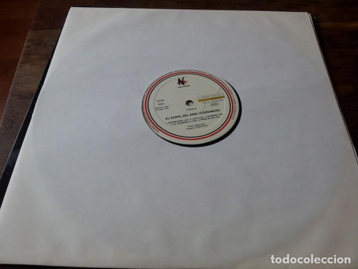 Discos de vinilo: Cornamusa - el perfil del aire - lp original nuba records año 1991 - folk aragones - Foto 3 - 257708065