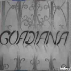 Discos de vinilo: GUADIANA - GUADIANA (LP) 1988 FONORUZ. Lote 257713275