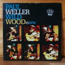 "Discos de vinilo: 10"" PAUL WALLER , WILD WOOD. Lote 257714300"