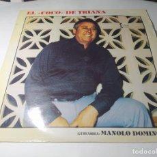 """Discos de vinilo: LP - EL """" COCO """" DE TRIANA - MANOLO DOMINGUEZ - RI- 2052 ( VG+ / VG+ ) SPAIN ? ( MUY RARO RARO ). Lote 257715760"""