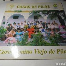 Discos de vinilo: LP - CORO CAMINO VIEJO - COSAS DE PILAS - MSD -1115 ( VG+ / VG+ ) SPAIN 1993 ( UNICO Y MUY RARO!). Lote 257716580