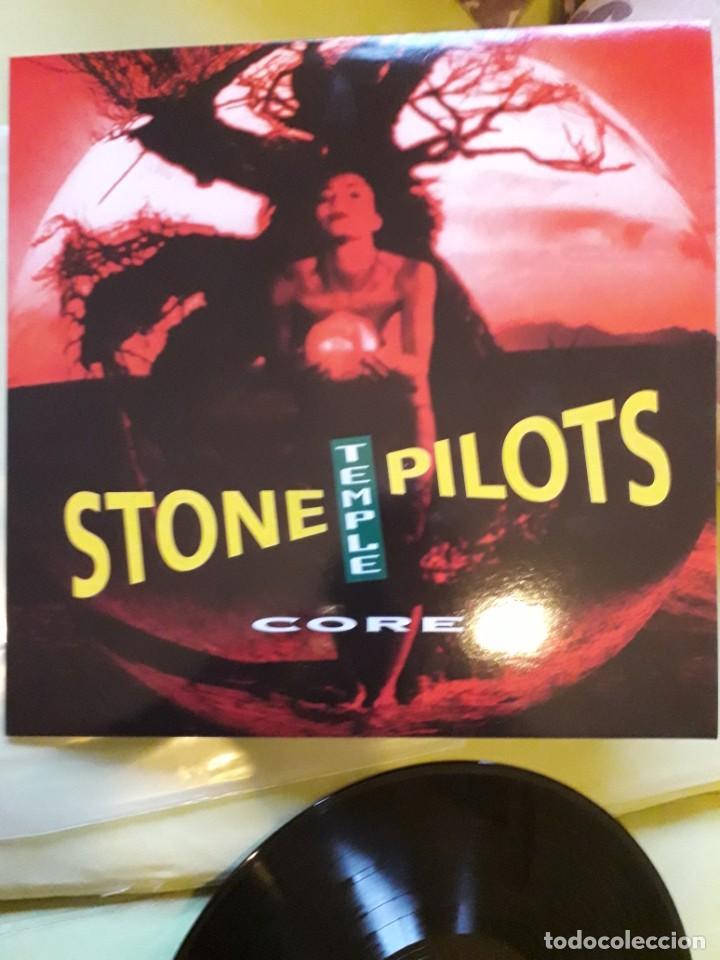 STONE TEMPLE PILOTS-OJO EDICION 1992'ALBUM, CLEAR(MUY MUY RARA)HARD ROCK, GRUNGE- (Música - Discos - LP Vinilo - Heavy - Metal)