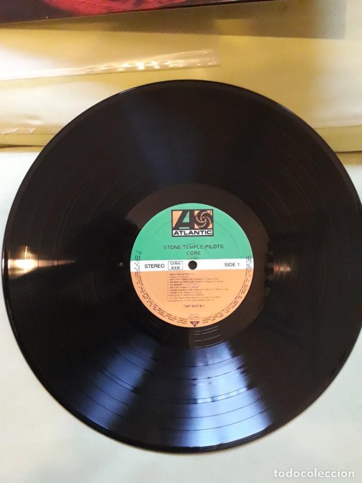 Discos de vinilo: STONE TEMPLE PILOTS-OJO edicion 1992Album, Clear(MUY MUY RARA)Hard Rock, Grunge- - Foto 2 - 257719925