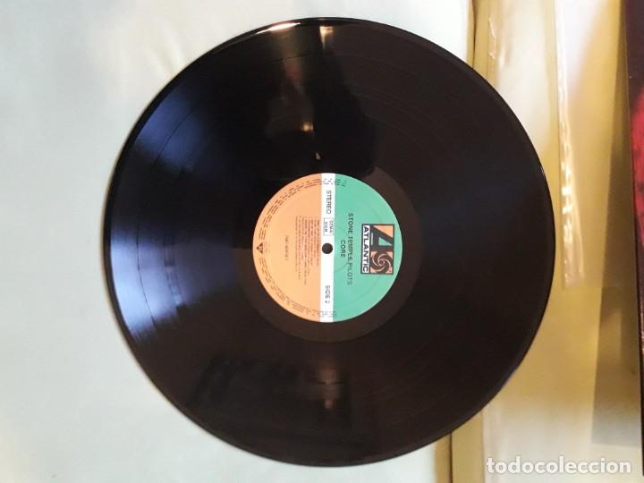 Discos de vinilo: STONE TEMPLE PILOTS-OJO edicion 1992Album, Clear(MUY MUY RARA)Hard Rock, Grunge- - Foto 3 - 257719925