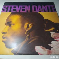 Discos de vinilo: LP - STEVEN DANTE ‎– FIND OUT - CTLP 6 (VG+ / VG+ ) UK 1988. Lote 257720745