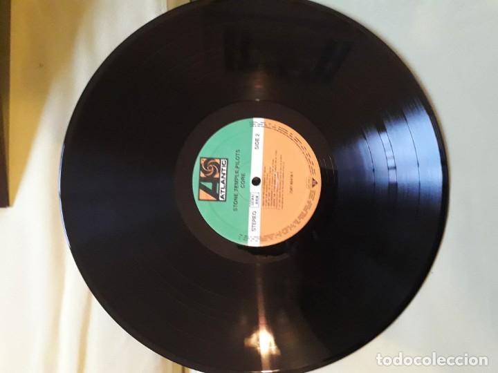Discos de vinilo: STONE TEMPLE PILOTS-OJO edicion 1992 -Album, Clear(MUY MUY RARA )-Hard Rock, Grunge- - Foto 7 - 257720995