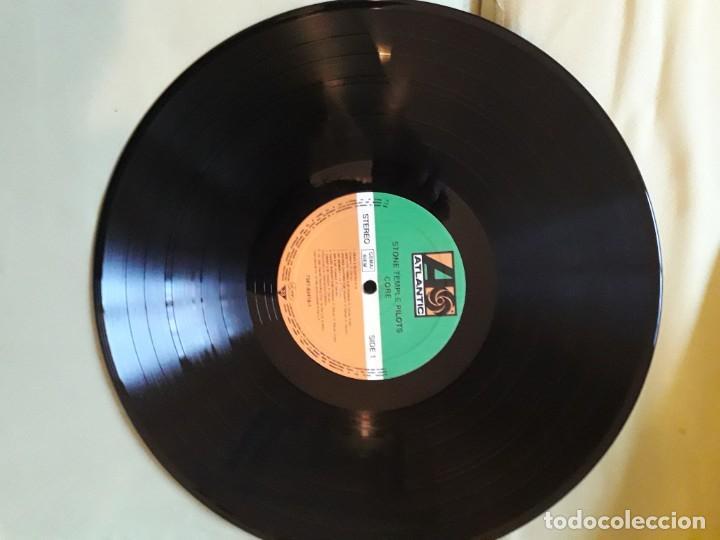 Discos de vinilo: STONE TEMPLE PILOTS-OJO edicion 1992 -Album, Clear(MUY MUY RARA )-Hard Rock, Grunge- - Foto 8 - 257720995