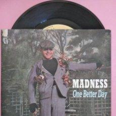 Discos de vinilo: MADNESS (ONE BETTER WAY) SINGLE ESPAÑA PROMO 1984. Lote 257728210