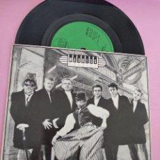 Discos de vinilo: MADNESS - PANTALONES ANCHOS (BAGGY TROUSERS). Lote 257728630