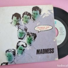 Discos de vinilo: MADNESS - TOMORROW´S JUST ANOTHER DAY/OUR HOUSE. Lote 257729110