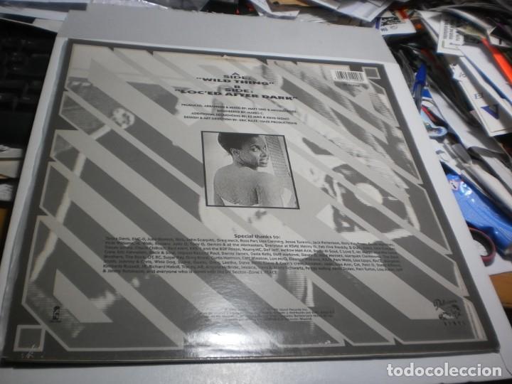 Discos de vinilo: maxi single tone-loc. wild thing. delicious 1989 spain (probado, bien, seminuevo) - Foto 2 - 257736820