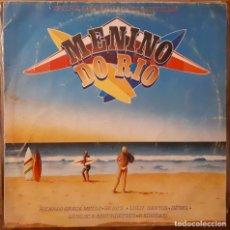 Discos de vinilo: BSO LP MENINO DO RIO 1982 VARIOS. Lote 257739720