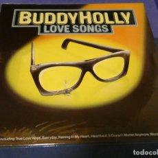 Discos de vinilo: LP ROCK DE LOS 50 BUDDY HOLLY LOVE SONGS ALEMANIA 81 MUY BUEN ESTADO. Lote 257740665