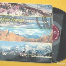 Discos de vinilo: LP VIVALDI - THE FOUR SEASONS - SOCIETA CORELLI - RCA LM 2424 - SPAIN (EX-/EX-)Ç. Lote 257743780