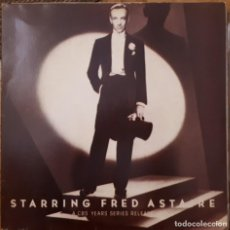 Discos de vinilo: STARRING FRED ASTAIRE- 2 LPS 1989. Lote 257743785