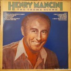 Discos de vinilo: HENRY MANCINI - THE THEME SCENE 1978. Lote 257743970