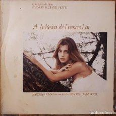 Discos de vinilo: LA MÚSICA DE FRANCIS LAI. Lote 257744015