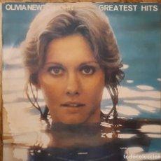 Discos de vinilo: OLIVIA NEWTON-JOHN- GREATEST HITS 1977. Lote 257744270