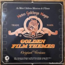Discos de vinilo: METRO GOLDWIN MEYER- GOLDEN FILM THEMES. Lote 257744460