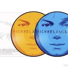 Discos de vinilo: MICHAEL JACKSON INVINCIBLE 2 LPS PICTURE NUEVO. Lote 257746395