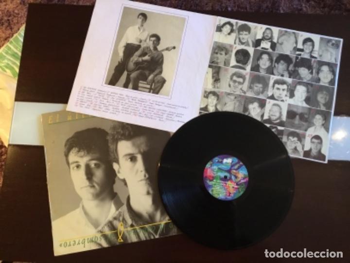 EL ULTIMO DE LA FILA - COMO LA CABEZA AL SOMBRERO - LP PDI 1988 (Música - Discos - LP Vinilo - Grupos Españoles de los 90 a la actualidad)
