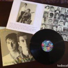Discos de vinilo: EL ULTIMO DE LA FILA - COMO LA CABEZA AL SOMBRERO - LP PDI 1988. Lote 257763045