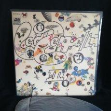 Discos de vinilo: LP GATEFOLD, LED ZEPPELIN - LED ZEPPELIN III, 1970 ESPAÑA, BUEN ESTADO. Lote 257770195