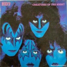 Discos de vinilo: KISS-CREATURES OF THE NIGHT. Lote 257813740