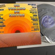 Discos de vinilo: VINILO. UN VERANO DE ÉXITOS. HIPAVOX. 1978. Lote 257822420
