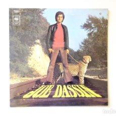 Discos de vinilo: JOE DASSIN-JOE DASSING- LP VINILO CBS EDICIÓN FRANCESA. Lote 257828340