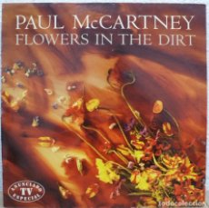 Discos de vinilo: PAUL MCCARTNEY - FLOWERS IN THE DIRT (LP EMI 1989 ESPAÑA). Lote 257833100