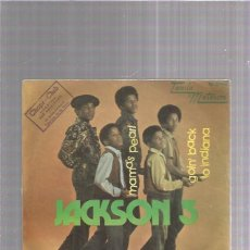 Discos de vinilo: JACKSON 5 MAMA PEARL (SOLO PORTADA). Lote 257859465