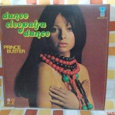 Discos de vinilo: PRINCE BUSTER–DANCE CLEOPATRA DANCE. LP VINILO NUEVO.. Lote 257861390